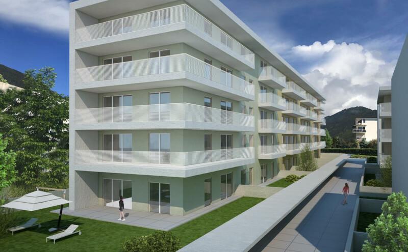 A24 nuovo quadrilocale con balcone ruth immobilien for Residence bressanone centro